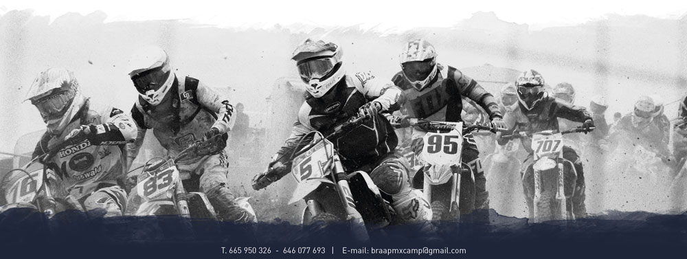 Apúntate al Braap Mx Summer Camp 2018 - Maquina Motors